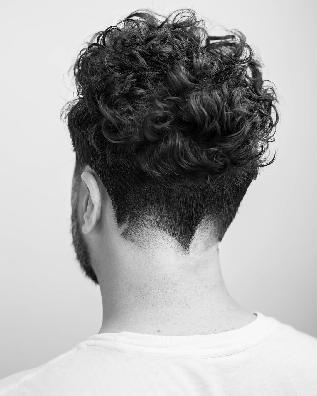 andrewdoeshair fade shape v mens haircuts neck design neckline hair