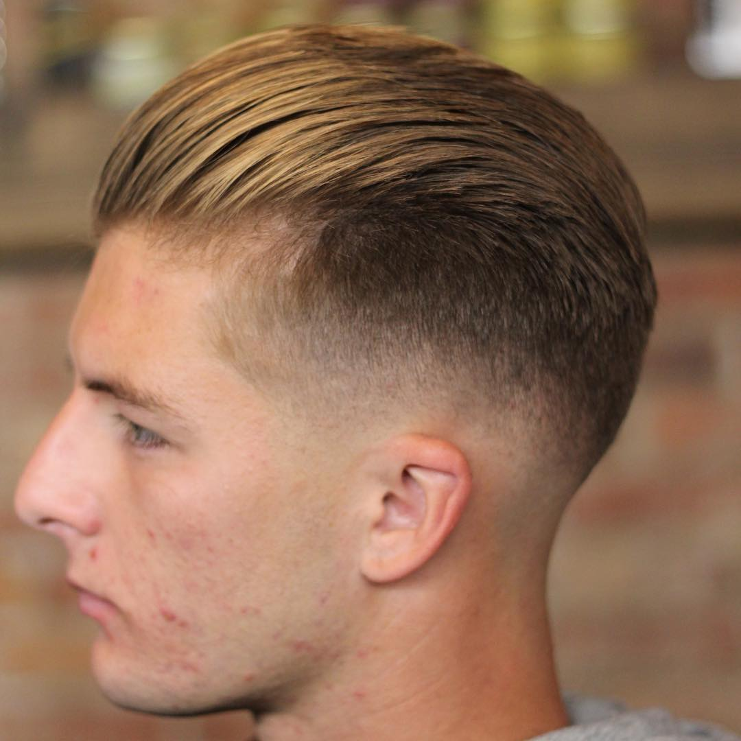 andrewthebarber316 comb over high fade best hairstyle for men the gentleman haircut
