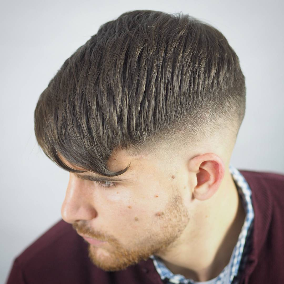 ballesterbarbershop high fade skin fade side part haircuts 2018