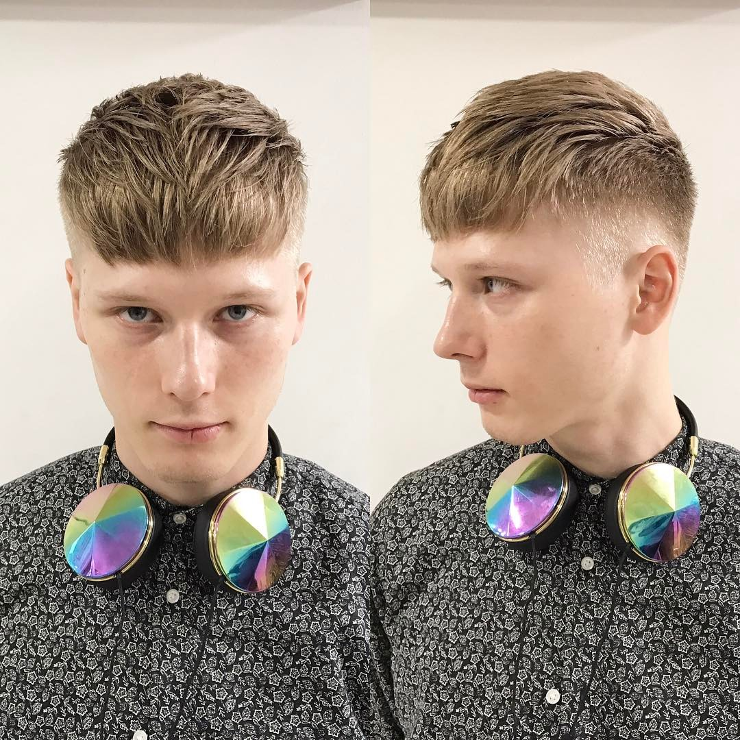 teen boy haircuts