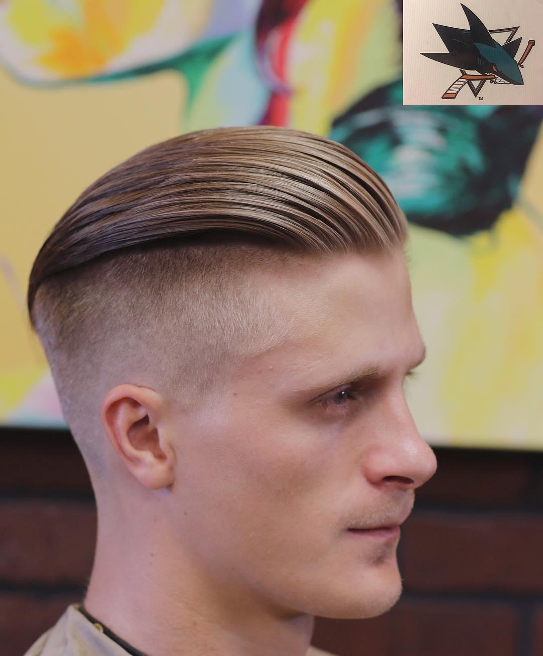 cutsbycameron long hair textured layers sweep back side part haircuts 2018