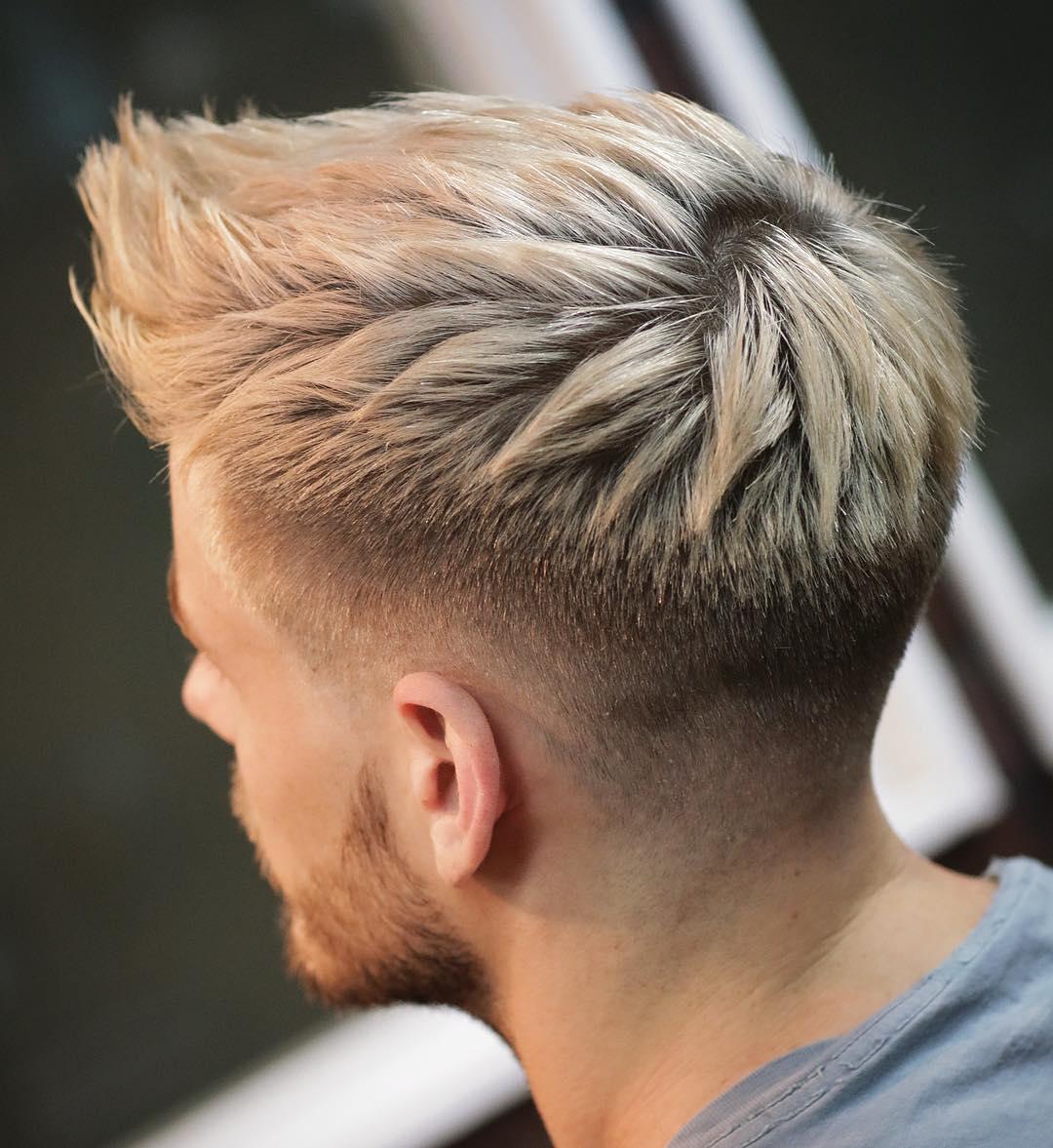 cutsbycameron spiky haircuts side part haircuts 2018
