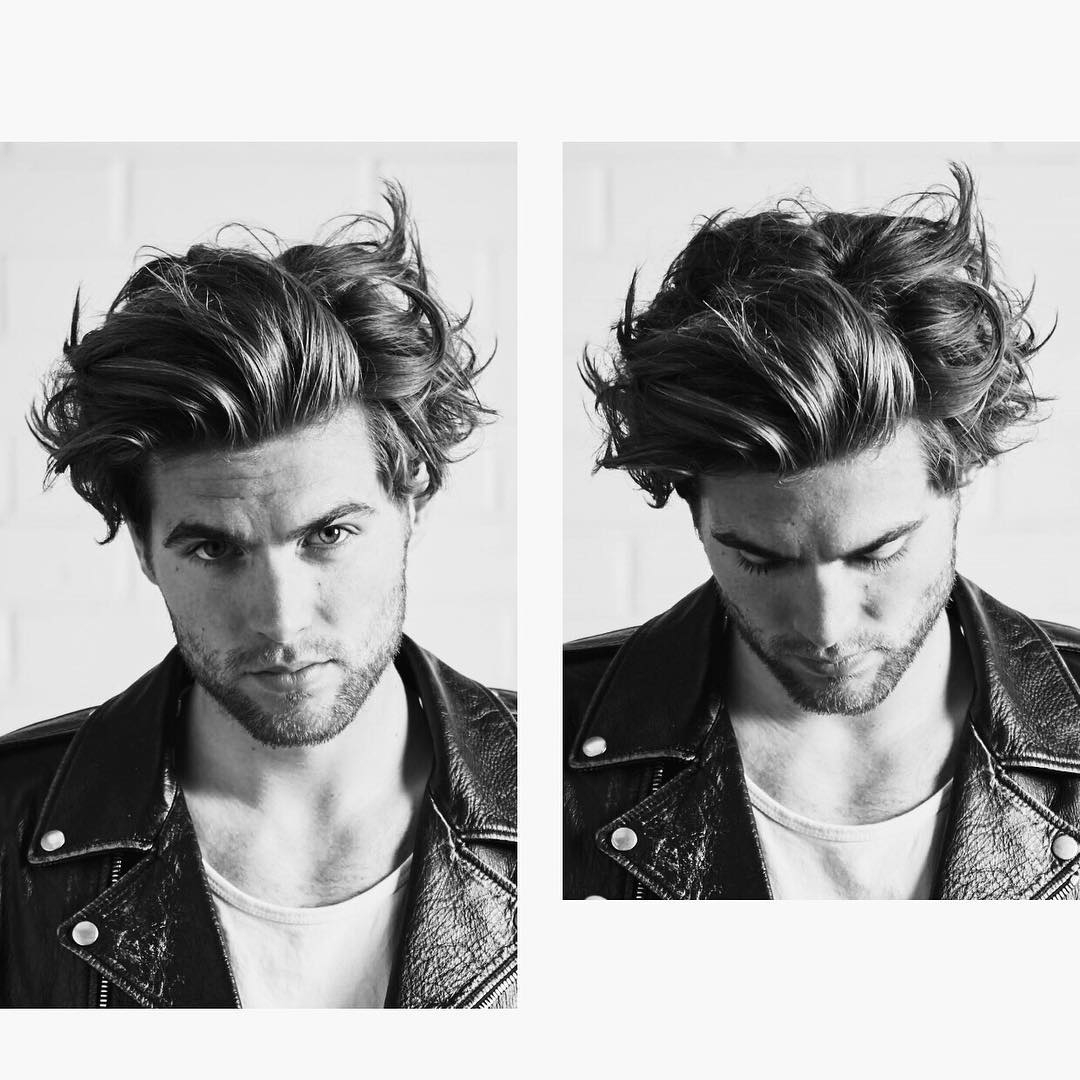 morrismotley long blow back messy textured long hairstyles for men 2018