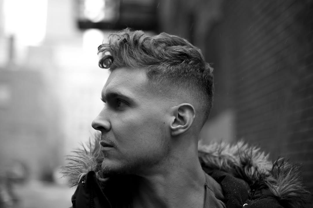 stephenj.barber messy hair side part haircuts 2018
