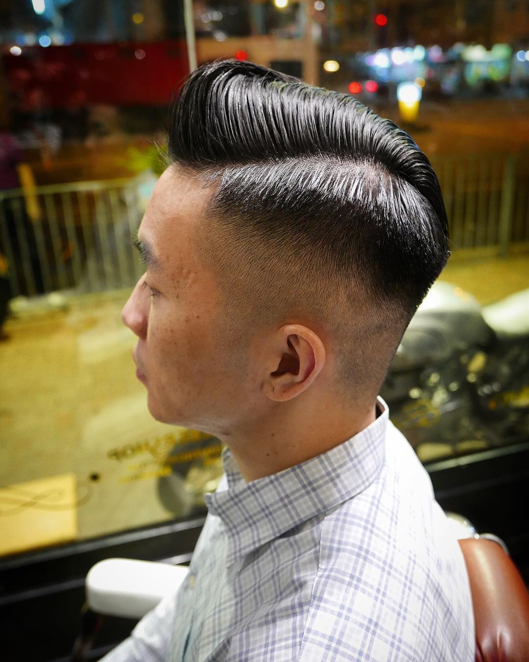 the59tattoo side quiff best hairstyle for men the gentleman haircut