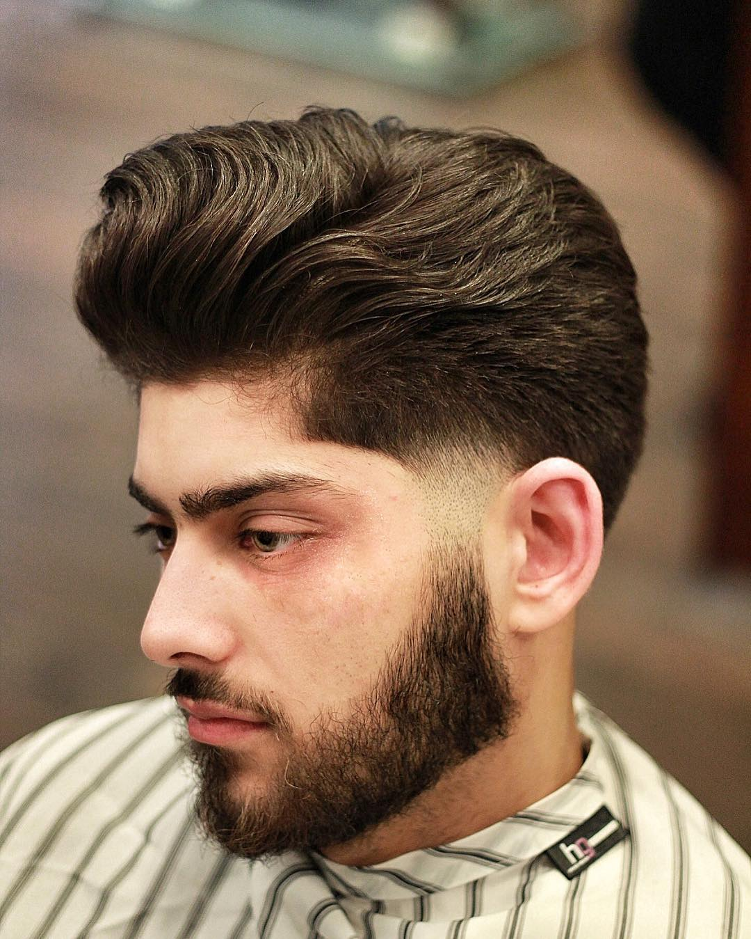 thegentlemanbarbers modern hairstyle long hairstyles for men 2018