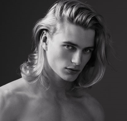 charlie kennedy smooth layers cool long hairstyles for men