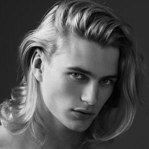 cool long hairstyles for men f pic