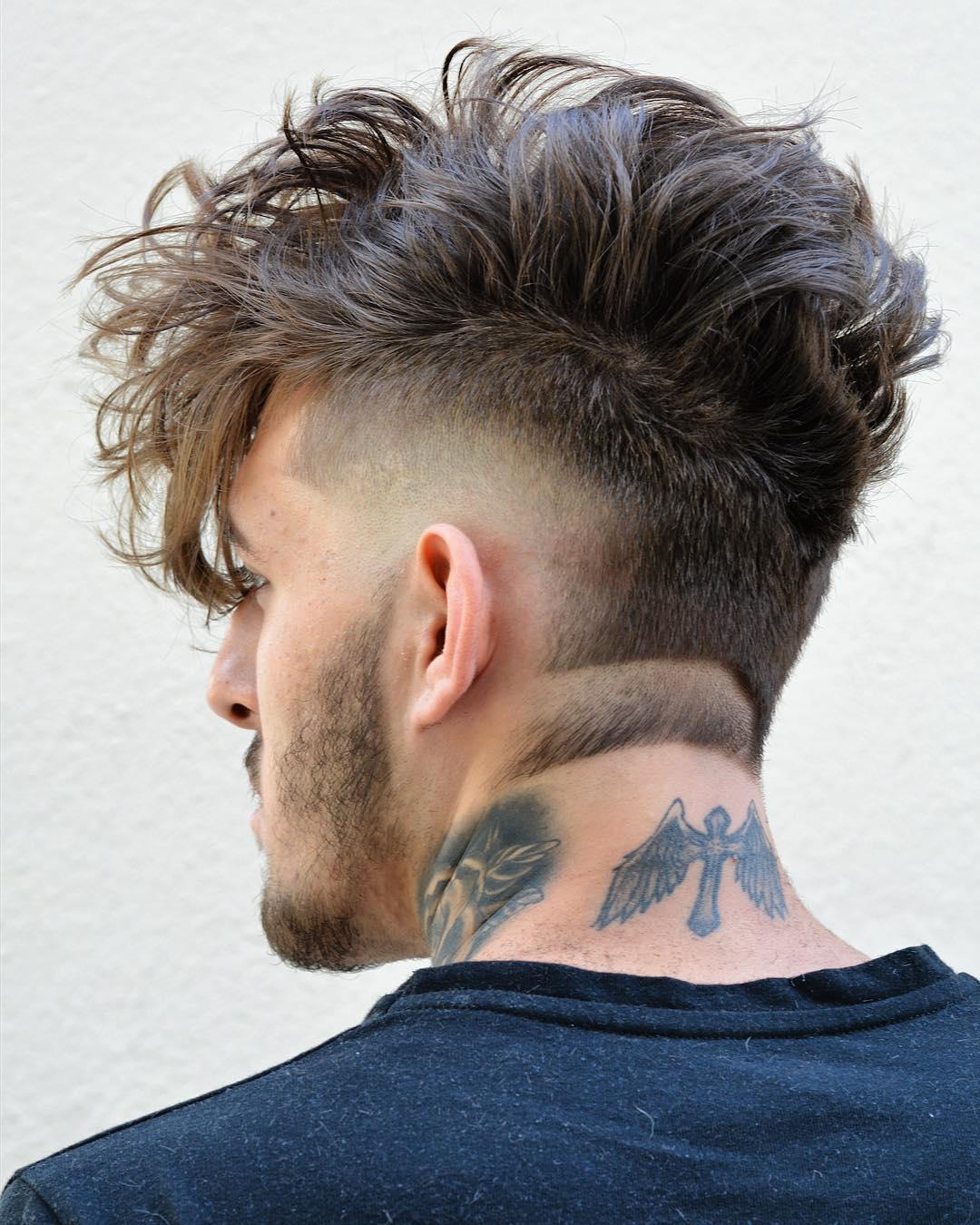 barberdeano cool latest mens fade