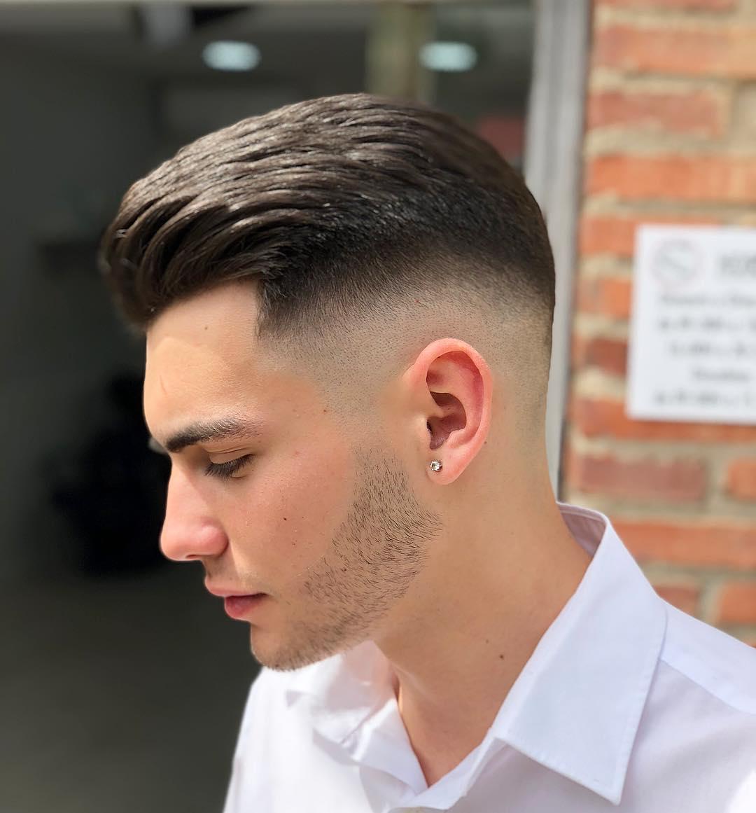 javi_thebarber_ cool high fade haircuts for men