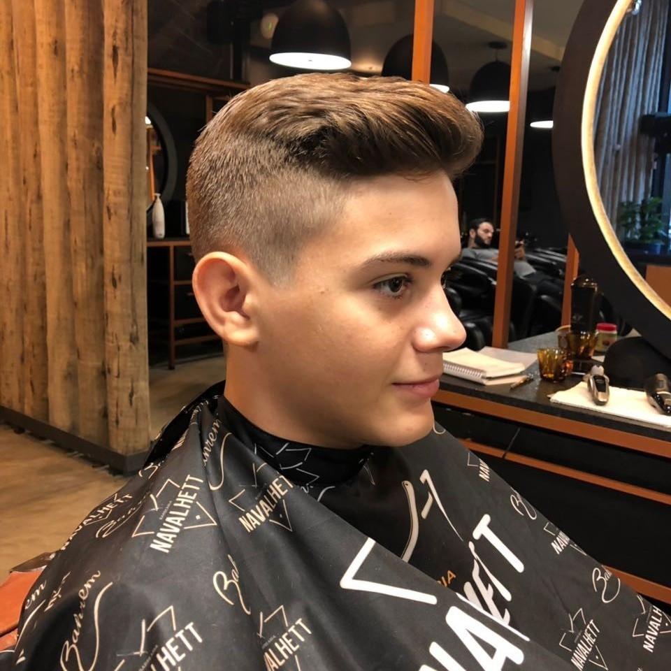 marcio.hair cool short pomp low fade haircuts