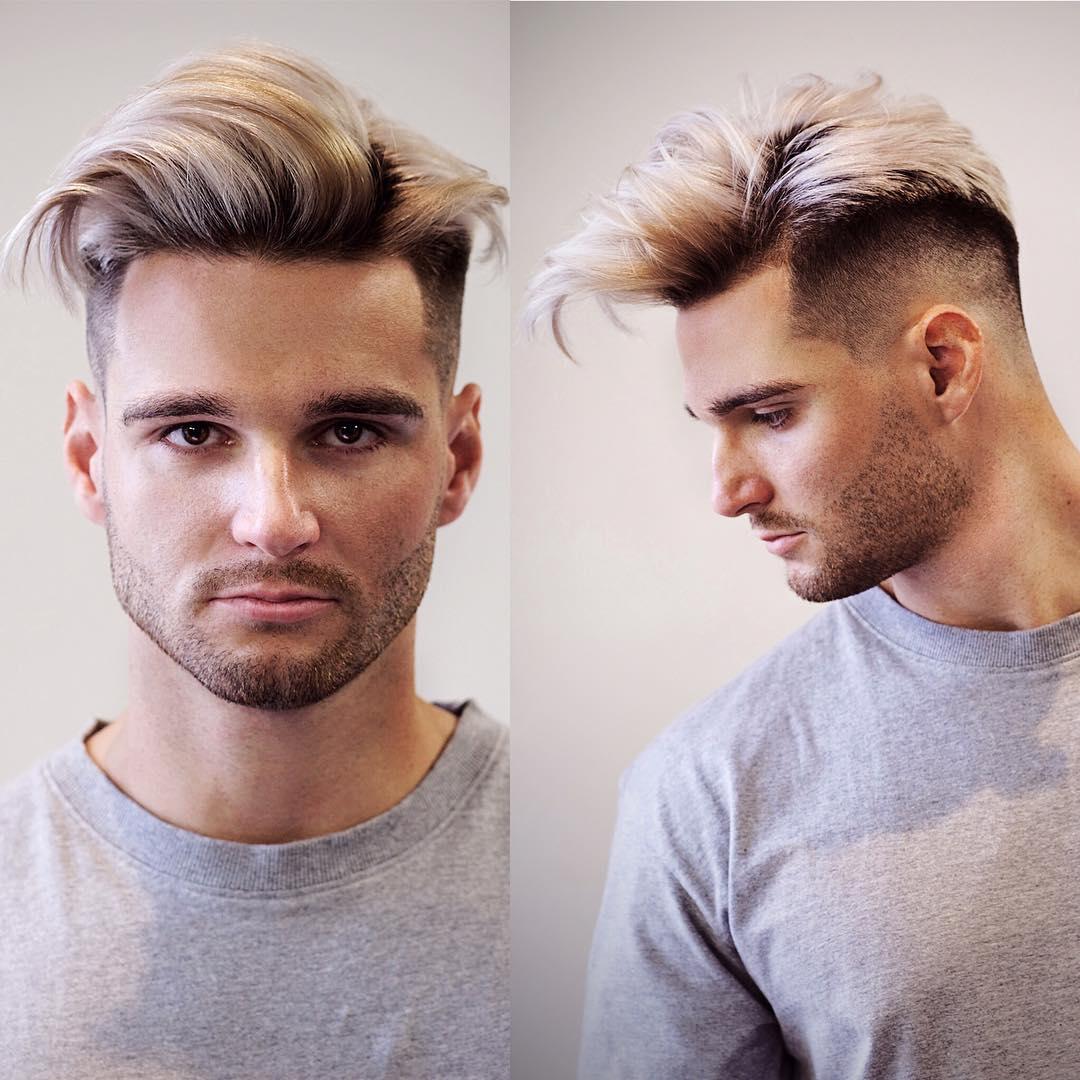 michaelmartinthebarber high fade haircuts