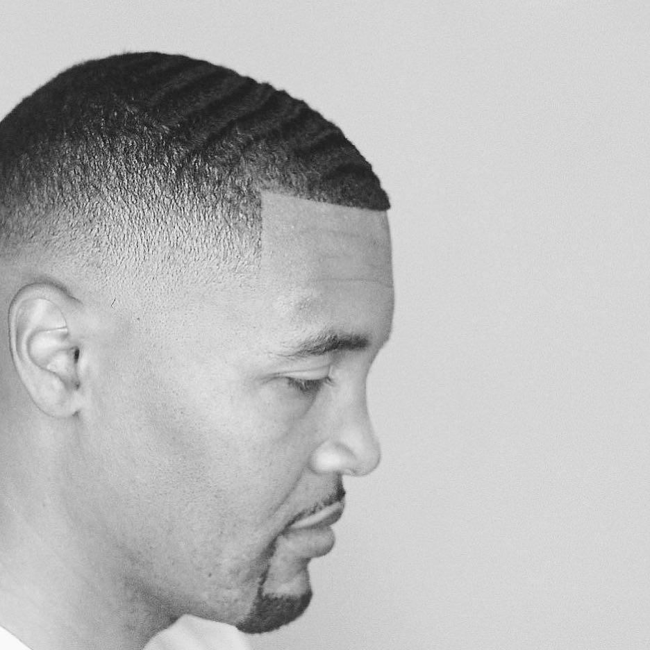 shane_nesbitt uppercut fade high taper fade haircut