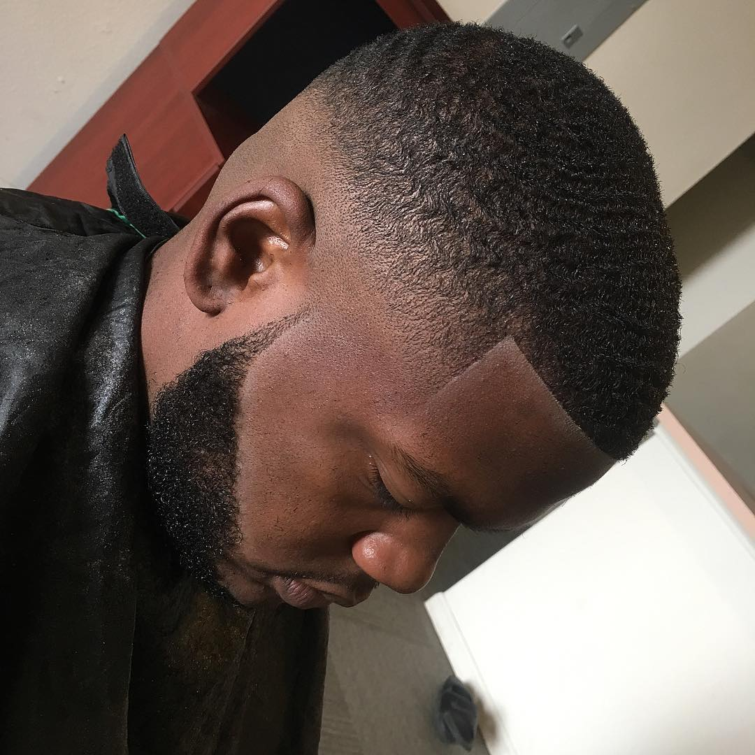 trvcy_ latest shadow fade haircut mens hairstyles swag