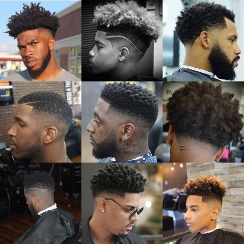 15 Best Black Men Fades Haircuts Men S Hairstyle Swag