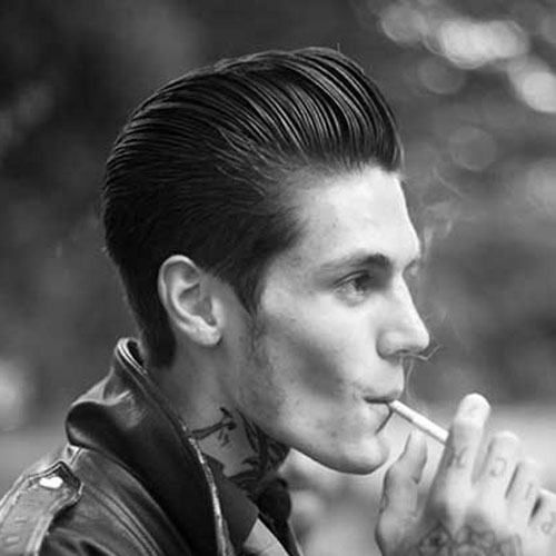 80s rockabilly hairstyles for men