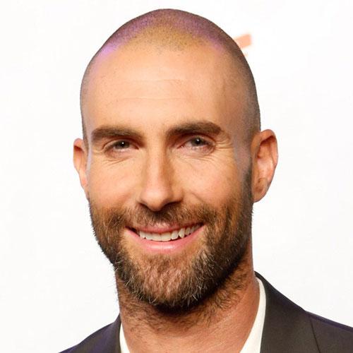 Adam Levine Beard Styles - | Adam levine beard, Adam ... |Haircut Beard Adam Levine