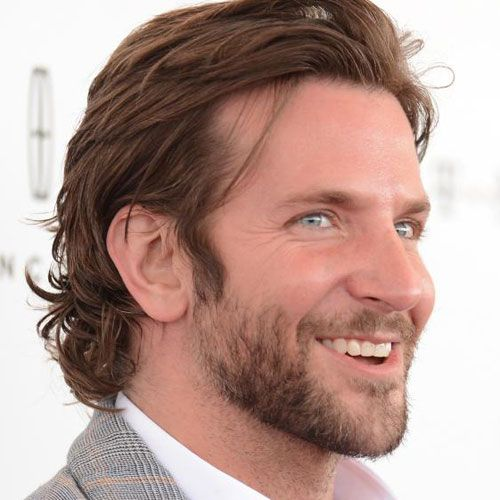 bradley cooper haircut beautiful long hairstyle
