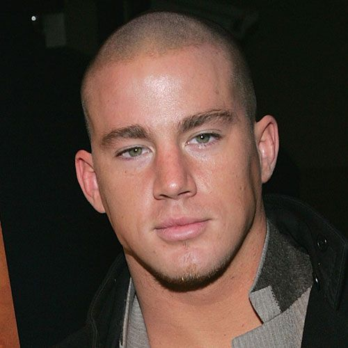 channing tatum haircut shaved hair haircut