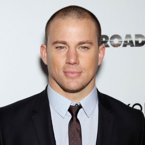 channing tatum haircut short hair