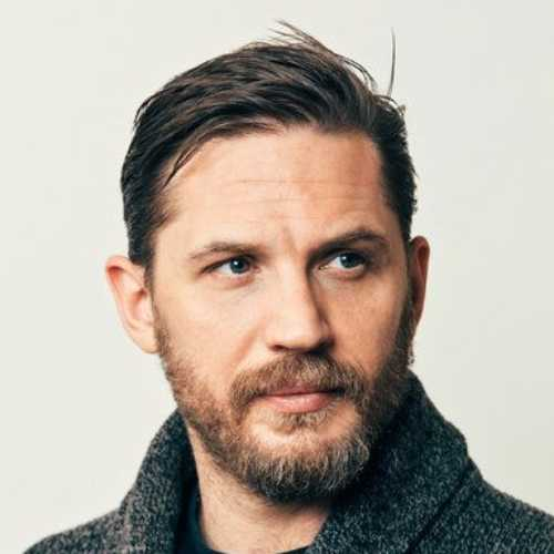 tom hardy haircut one side haircut