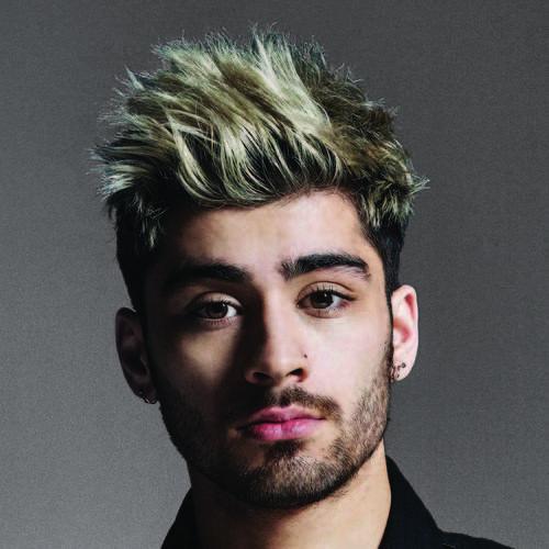 zayn malik haircut blonde hair spikes celebrity hairstyles for men