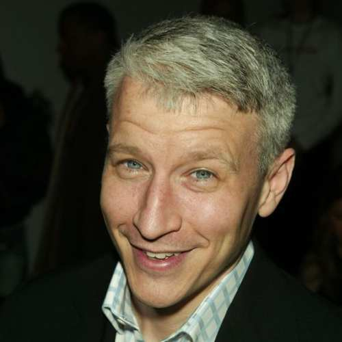 anderson cooper hair color