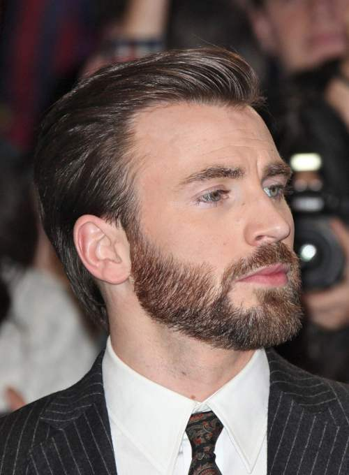 captain america haircut avengers