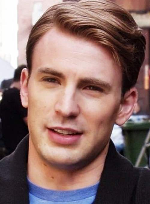 captain america haircut