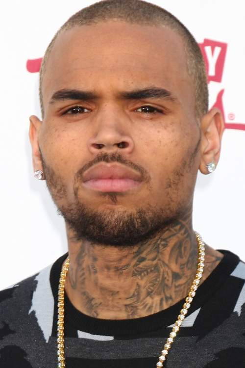 Chris Brown Hairstyle Men S Hairstyle Swag