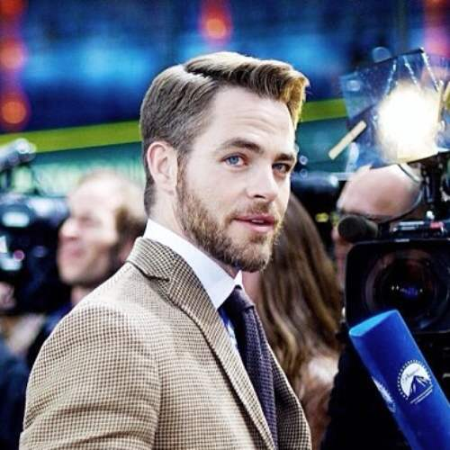 chris pine jack ryan haircut