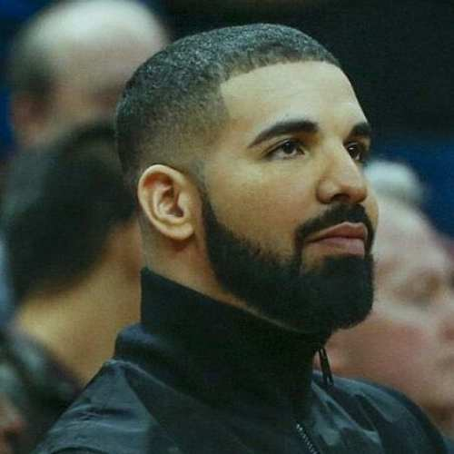 drake fade haircut buzz cut