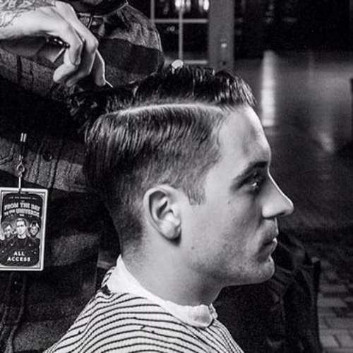g eazy haircut back