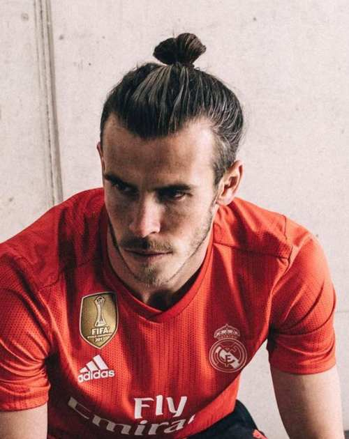 gareth bale latest hairstyle
