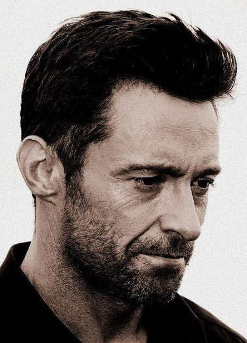hugh jackman hairstyle tutorial