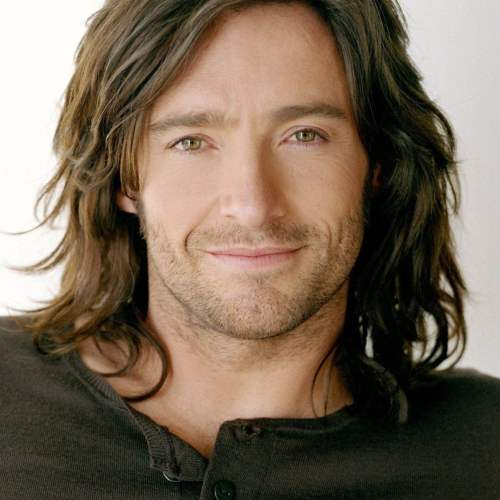 hugh jackman long hair