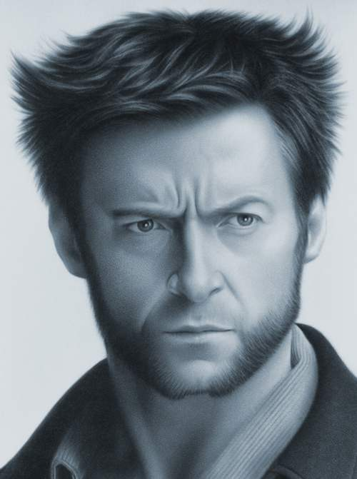 hugh jackman the wolverine haircut