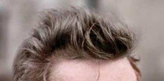 james dean haircut