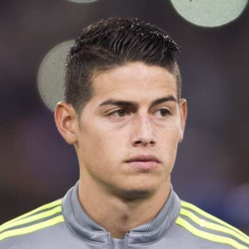 james rodriguez haircut 2014 spiky haircut