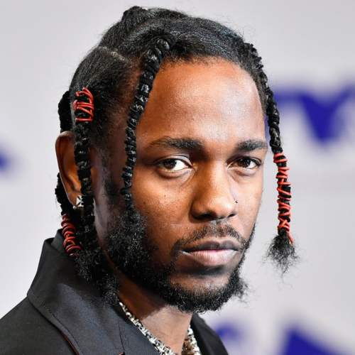 kendrick lamar haircut braids