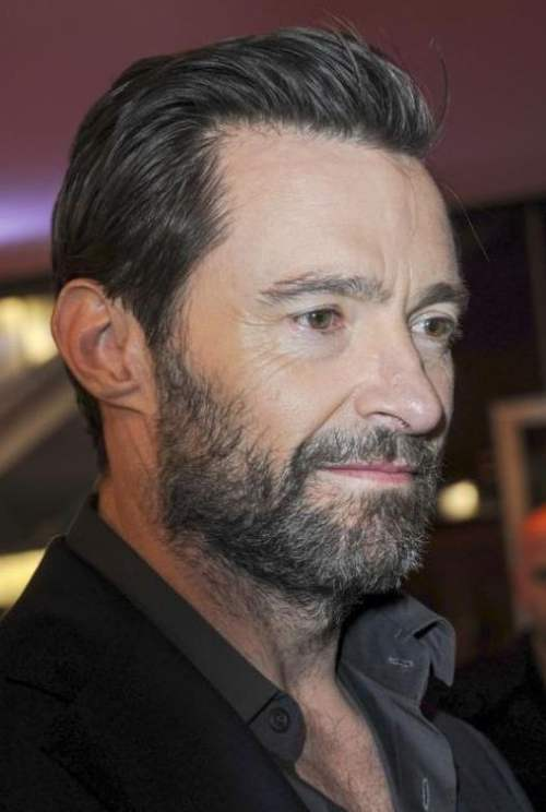 latest hugh jackman haircut