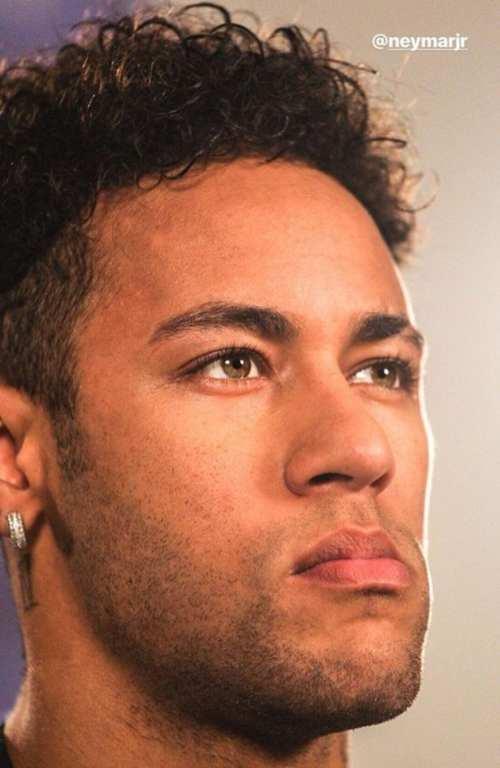 neymar haircut design