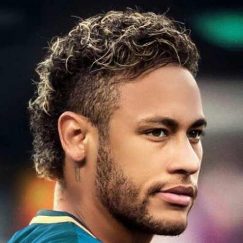 neymar old hairstyle