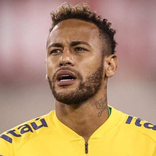 neymar world cup haircut