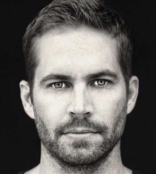 paul walker beard haircut