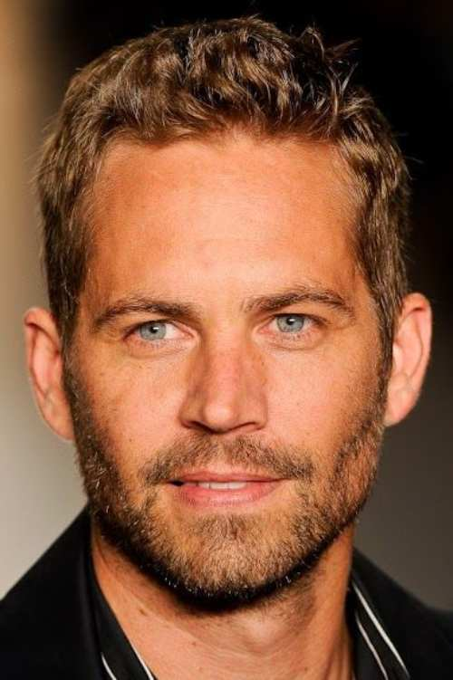 paul walker easy to make hairstyle