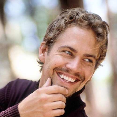 paul walker fast haircut