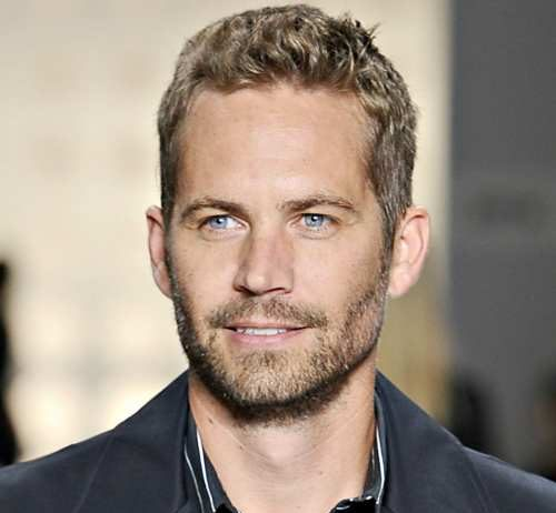 paul walker haircut new