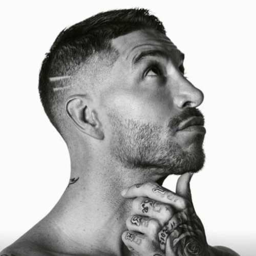 sergio ramos haircut tutorial