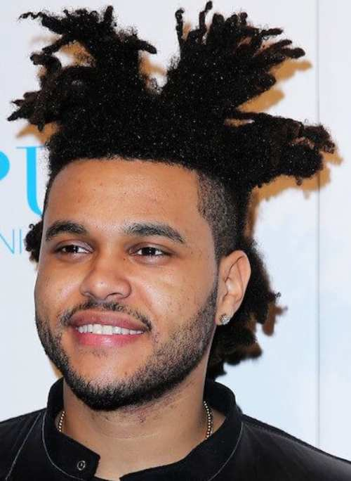 the weeknd new haircut tutorial